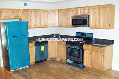 Mission Hill Apartment for rent 3 Bedrooms 2.5 Baths Boston - $3,900