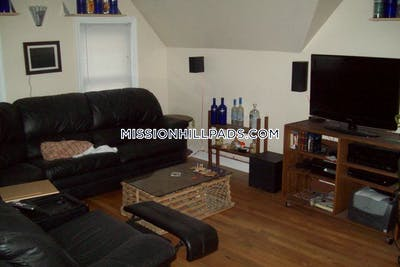 Mission Hill Apartment for rent 2 Bedrooms 1 Bath Boston - $2,400