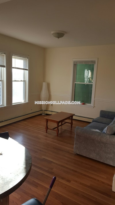 Mission Hill Apartment for rent 4 Bedrooms 1 Bath Boston - $3,700