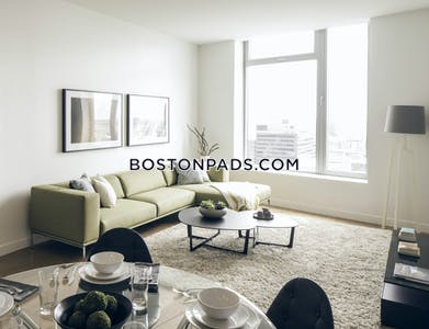 Downtown Apartment for rent 2 Bedrooms 2 Baths Boston - $4,682
