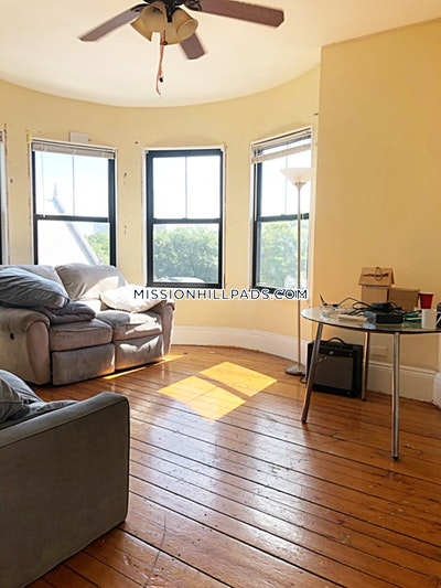 Mission Hill Apartment for rent 4 Bedrooms 1.5 Baths Boston - $4,200