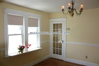 Mission Hill Apartment for rent 2 Bedrooms 1 Bath Boston - $2,700