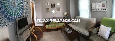 Mission Hill Apartment for rent 4 Bedrooms 1 Bath Boston - $4,400