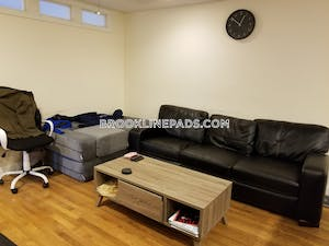 Brookline Apartment for rent 3 Bedrooms 1 Bath  Boston University - $3,975