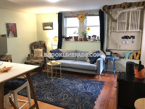 Brookline Apartment for rent 3 Bedrooms 1 Bath  Coolidge Corner - $2,995