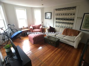 Somerville Apartment for rent 3 Bedrooms 1 Bath  Davis Square - $2,900 No Fee