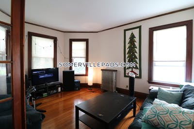 Somerville Apartment for rent 4 Bedrooms 2 Baths  Winter Hill - $3,300