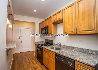 Somerville Apartment for rent Studio 1 Bath  Winter Hill - $2,050
